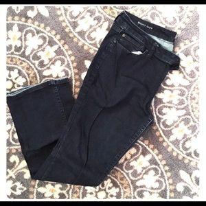 Dark Blue ANA Boot Cut Jeans